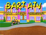 Bart Simpson ATV