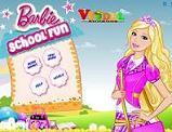 Barbie Diversión de la Escuela