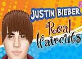 Corte de Cabello a Justin Bieber