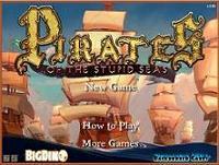 Estúpidos Piratas de Mar