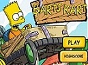 Bart Simpson Kart
