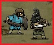 Siegius – Gladiadores romanos en la arena