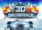 Carrera en la Nieve 3D